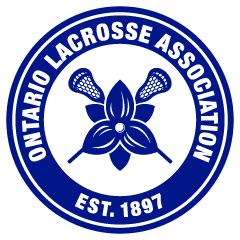 Logo for Ontario Lacrosse Association (OLA)