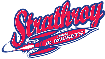 Logo for Strathroy Minor Hockey
